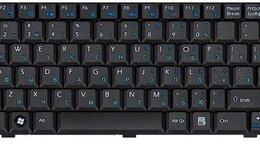 Клавиатуры - Клавиатура MSI Wind U90 черная, 0