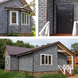 Фасадные панели - Фасадный камень Технониколь Hauberk сланец , 0