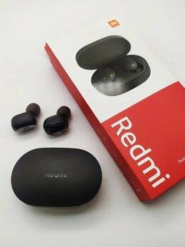 Наушники и Bluetooth-гарнитуры - Беспроводные наушники Xiaomi Redmi Air Dots 2 Blac, 0