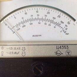 Измерительные инструменты и приборы - Прибор. Комбенированый, 0