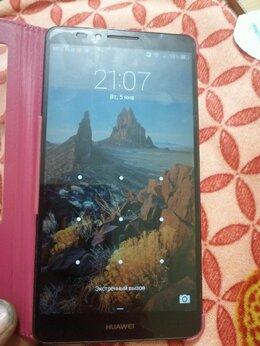 Мобильные телефоны - Хуавей мэйт 7, 0
