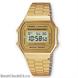 Джинсы - Casio A-168WG-9, 0