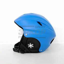 Шлемы - Шлем горнолыжный Action син (х3), 0
