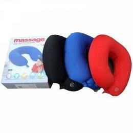 Кровати - Массажная подушка для шеи с музыкой, 0
