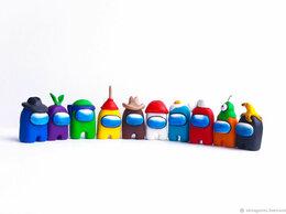 Игровые наборы и фигурки - Фигурки из игры  Amongus , 0