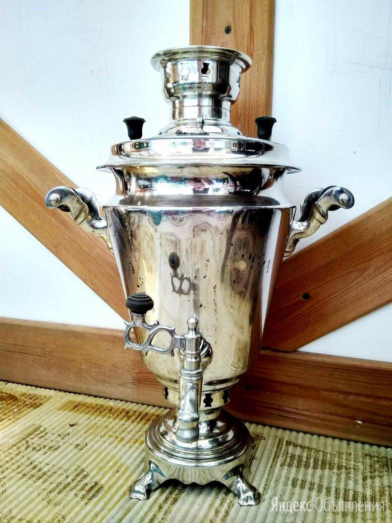 Самовар жаровый(на дровах) 4-4,5литровый по цене 13500₽ - Самовары, фото 0