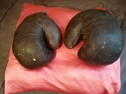 Боксерские перчатки - Боксерские перчатки СССР, 0
