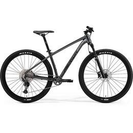 Настольные игры - Велосипед Merida Big.Nine 400 Antracite/Black 2021, 0