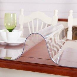 Скатерти и салфетки - Гибкое стекло. Мягкое стекло. Прозрачная скатерть, 0