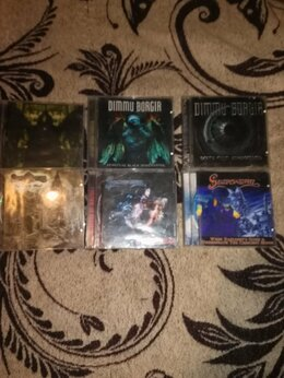 Музыкальные CD и аудиокассеты - Продаю лицензионные CD ., 0