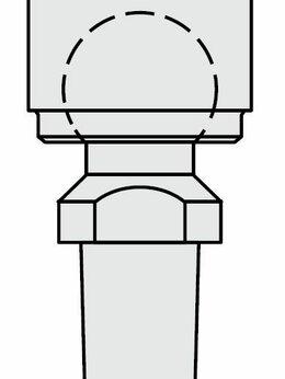 Аппараты для контактной сварки - Набор электродов FUBAG O 22 х 42мм (5 шт.), 0