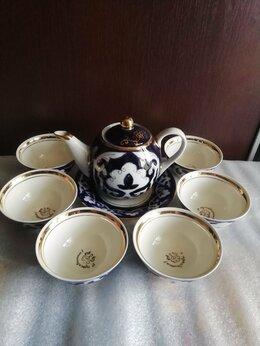 Сервизы и наборы - Красивый чайный сервиз ссср. пахта гуль. с…, 0