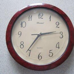 Часы настольные и каминные - Часы, Наручные . настенные и будильники, 0