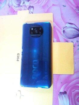 Мобильные телефоны - Смартфон XIAOMI Poco X3 128Gb, синий, 0