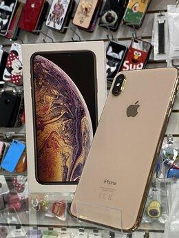 Мобильные телефоны - IPhone Xs max 64GB Gold RU/A, 0