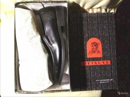 Туфли - Туфли мужские чёрные размер 46, 0