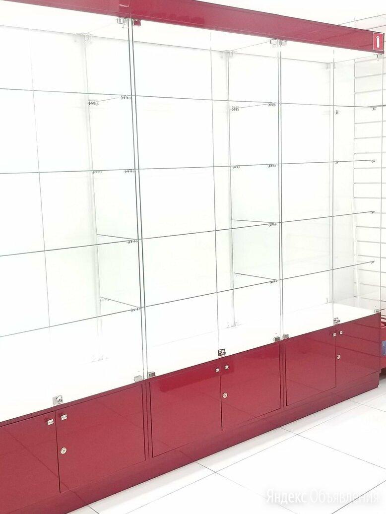 Стеклянные витрины премиум-класса с подсветкой по цене 107990₽ - Витрины, фото 0