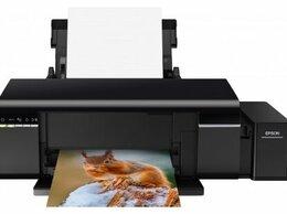 Принтеры и МФУ - Принтер Epson L805 c системой НПЧ, 0