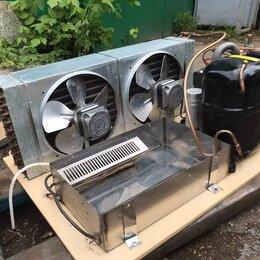 Холодильные машины - Холодильный агрегат на базе компрессора Tecumseh, 0