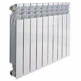 Радиаторы - Радиатор алюминиевый RADENA R500/100  8 секций, 0