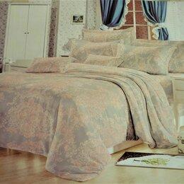 Постельное белье - Комплект люксового постельного белья, размер евро, 0