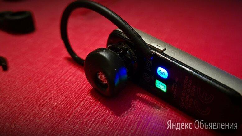Блютуз (Bluetooth ) Гарнитура по цене 499₽ - Наушники и Bluetooth-гарнитуры, фото 0