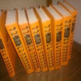 Детская литература - Марк Твен. Собрание сочинений в 8 томах. 1980г. 800р., 0