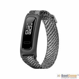 Умные часы и браслеты - Фитнес трекер Huawei Band 4e Misty Grey, 0
