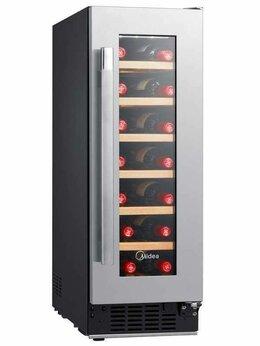 Винные шкафы - Винный шкаф Midea MWSI 19X, 0