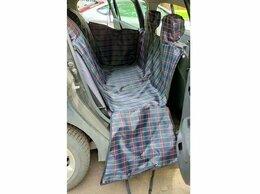 Транспортировка, переноски - Автогамак с защитой подголовников СТАНДАРТ |…, 0