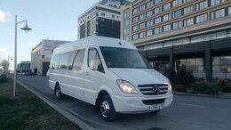 Аренда транспорта и товаров - Заказ автобуса, 0