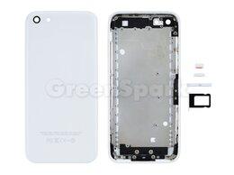 Корпусные детали - Задняя крышка для iPhone 5C (белый) (100%…, 0
