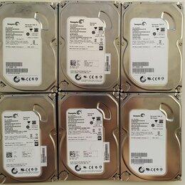 Жёсткие диски и SSD - Жесткий Диск 500ГБ для компьютера Seagate HDD, 0