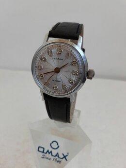 Наручные часы - Часы наручные мужские механические Волна СССР, 0