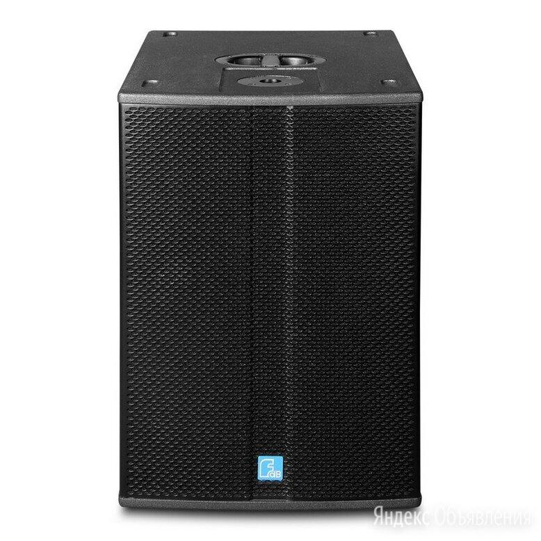 FDB Audio K118 BAS Сабвуфер активный, 600Вт (RMS) по цене 106550₽ - Акустические системы, фото 0