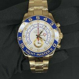 Наручные часы - ROLEX YACHT-MASTER II REGATTA CHRONOGRAPH YELLOW GOLD 44 MM 116688, 0