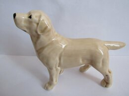 Статуэтки и фигурки - Лабрадор фигурка собака авторская керамика…, 0
