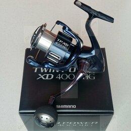 Катушки - Катушка Shimano 21 Twin Power XD 4000HG, 0