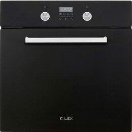 Плиты и варочные панели - LEX EDP 093 BL Электрическая духовка, 0