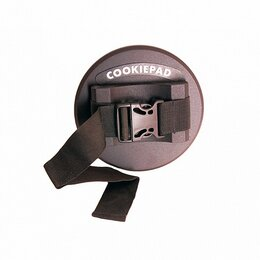 Ударные установки и инструменты - CookiePad 6KS Пэд тренировочный наколенный 6, бесшумный, мягкий, 0