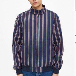 Куртки - Куртка Pull&Bear мужская размер S, 0