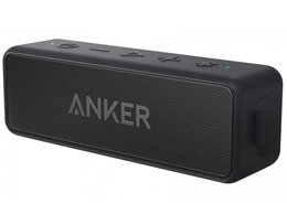 Портативная акустика - Беспроводная колонка Anker SoundCore 2 Черный, 0