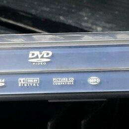 DVD и Blu-ray плееры - DVD плеер со встроенным усилителем Elenberg HT-111, 0