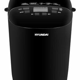 Хлебопечки - Хлебопечь Hyundai HYBM-P0513 черный, 0