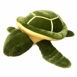 Рептилии - Черепаха мягкая игрушка 30 см, 0