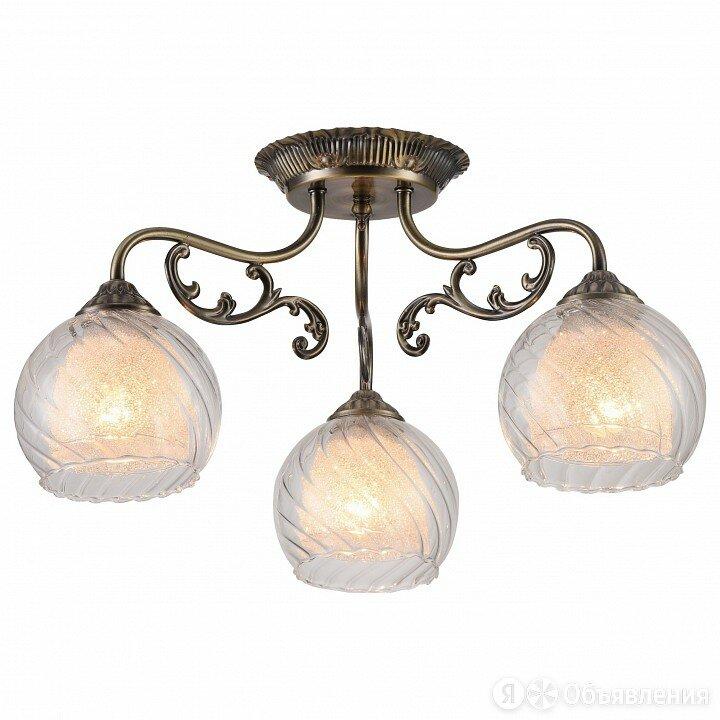 Потолочная люстра Arte Lamp 7062 A7062PL-3AB по цене 4550₽ - Люстры и потолочные светильники, фото 0