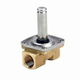 Электромагнитные клапаны - Клапан электромагнитный EV220B 22В G 1E NC000, 0