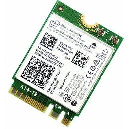 Оборудование Wi-Fi и Bluetooth - Wi-Fi модуль Intel 3165GW, 0