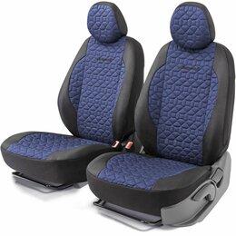 Прочие аксессуары и запчасти - Получехлы на передние сиденья SOFT, материал стёганый хлопок, 5 мм поролон, ново, 0
