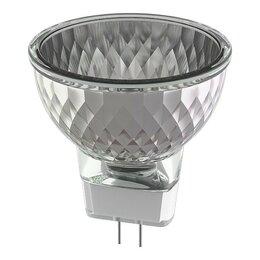 Лампочки - Галогенная лампа G4 50W 2800K (теплый) MR11 HAL…, 0